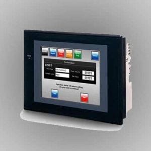touch panel NS5 Omron