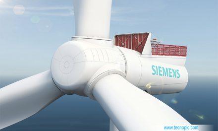 Aerogenerador D6 para parques eólicos marinos.