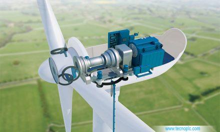 Turbinas eólicas con mayor eficiencia.