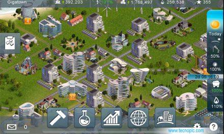 Juego online : buscar el sistema energético del futuro.