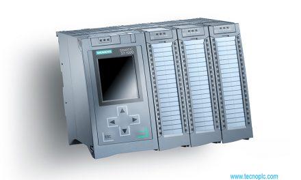 S7-1500 : nuevo controlador para TIA Portal.
