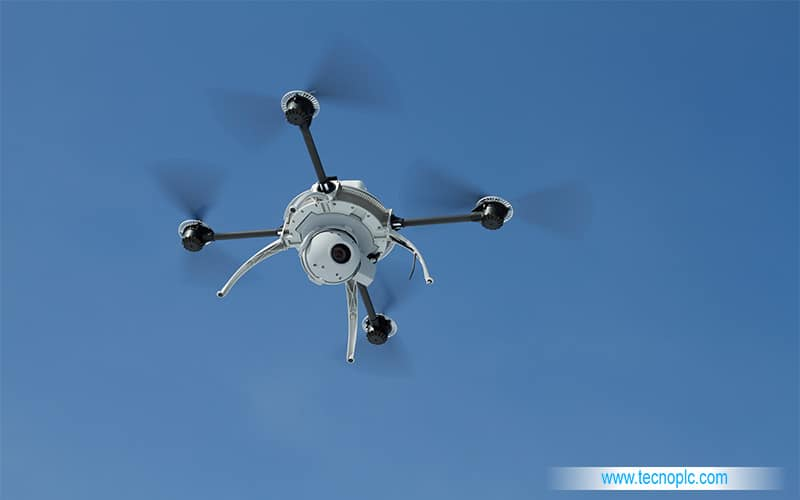 Sistema seguridad aéreo no tripulado de última generación.
