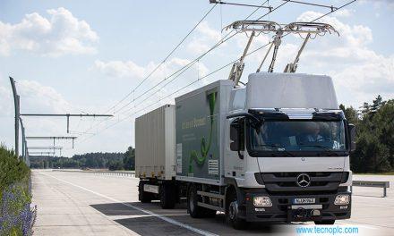 Cero emisiones para camiones en autopistas.