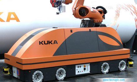 MOIROS : Automóvil prototipo de KUKA Robotics.