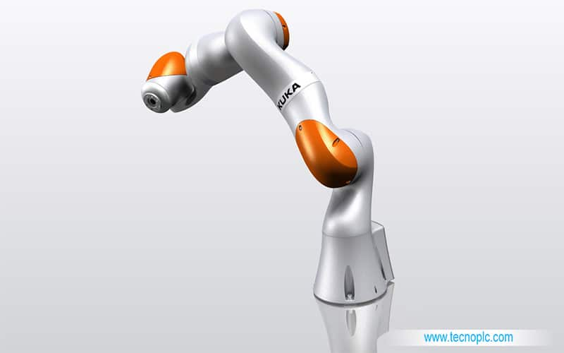LBR iiwa : Nacimiento del robot ligero de KUKA.