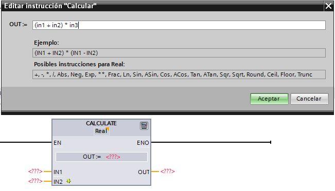 Editar la fórmula matemática
