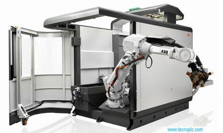Máquina herramienta flexible y standard FlexMT.