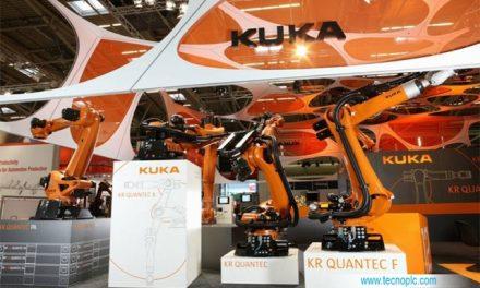KR Quantec : robot preparado para temperaturas gélidas.