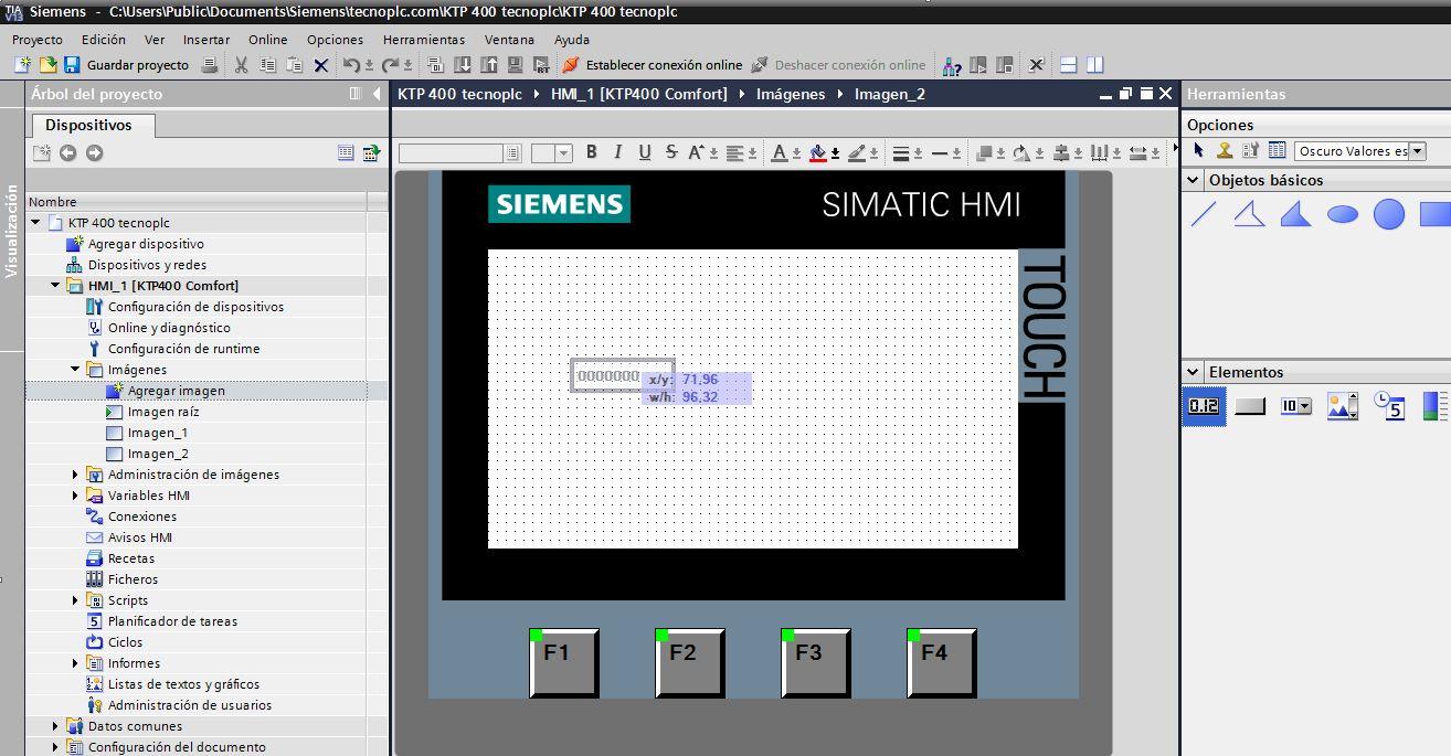 Arrastrar y soltar el objeto directamente a la pantalla.