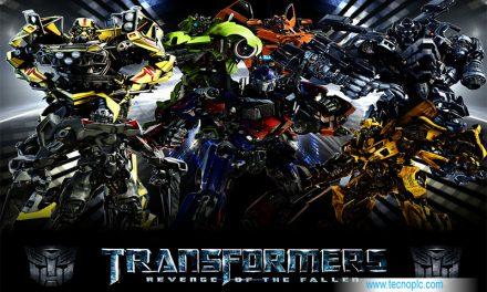 Transformers 4: KUKA Roboter en la ayuda del rodaje.