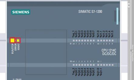 Cargar Firmware S7-1200 en una CPU 6ES7 214 xxx 0XB0