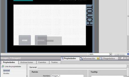 Mismos iconos en varias pantallas en TIA Portal