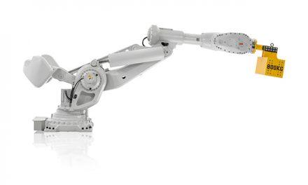 Mayor carga útil de un robot ABB, más rápido que la competencia