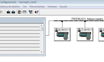Fallo Profibus :la CPU se va a Stop por fallo comunicación