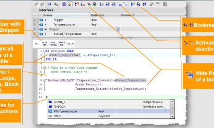 Editor SCL en TIA Portal V13