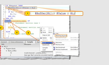 Descripciones SCL TIA Portal como ayuda en programación avanzada
