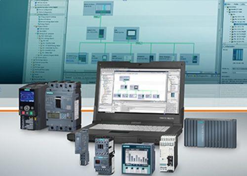 Simatic Energy Suite como sistema de gestión de energía.