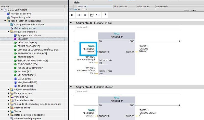 Simular entrada analógica TIA Portal con valores forzados desde software