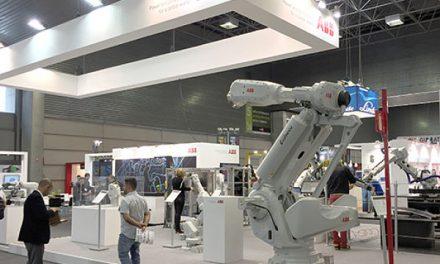 Soluciones robóticas ABB en BIEMH 2016