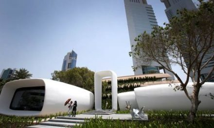 Fabricación 3D de una oficina protegida por Siemens