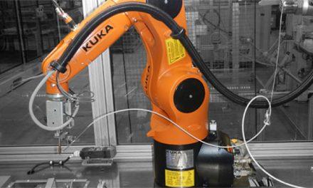 Soldadura automatizada garantiza mayor precisión y reduce tiempos