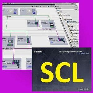 TIA Portal SCL
