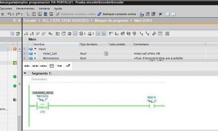 Encoder S7-1200 funcionamiento de encoder ifm RU6013