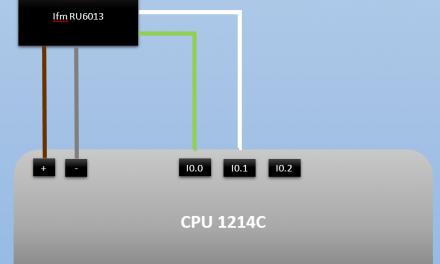 Conexión encoder incremental en PLC S7-1200 TIA Portal
