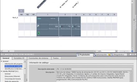 Cambiar modelo CPU en proyecto TIA Portal V13