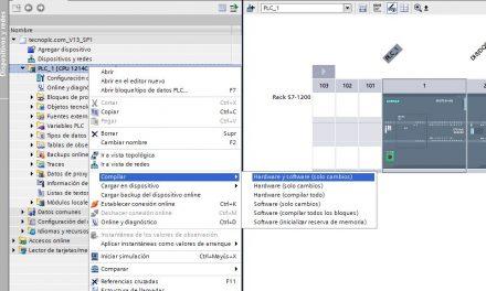 Transformar proyecto TIA Portal V12 a TIA Portal V13
