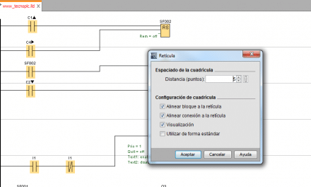 Desplazar instrucciones en LogoSoft con mayor resolución