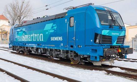 Locomotora Smartron de Siemens para Alemania