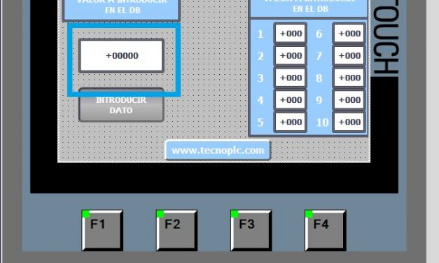 SCL introducir datos en DB aumentando todas las posiciones del DB