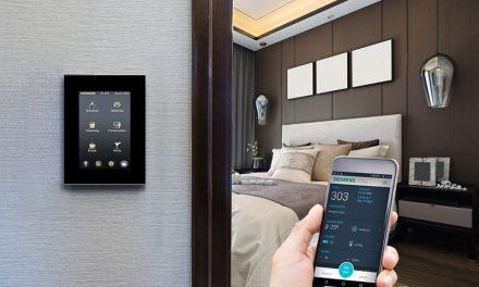 Smart hotel Siemens para control de estancias de un hotel
