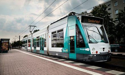 Tranvía autónomo de parte de Siemens Mobility