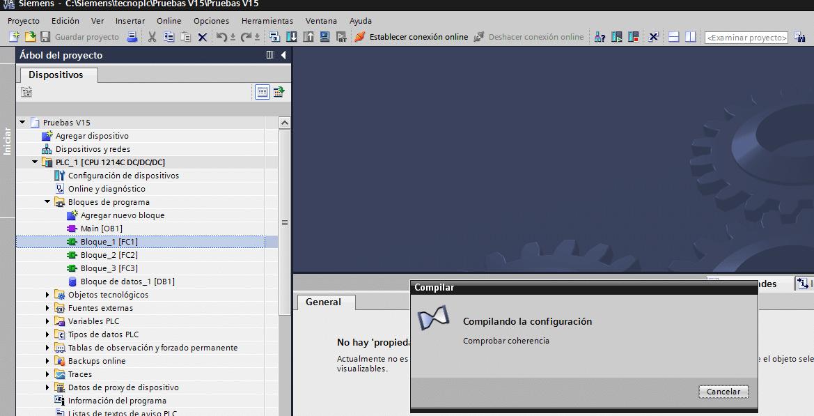 Proteger bloques Know How en proyecto TIA Portal