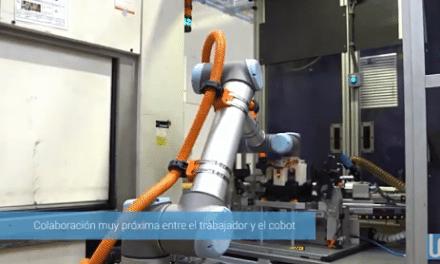 Robótica colaborativa en los sectores industriales