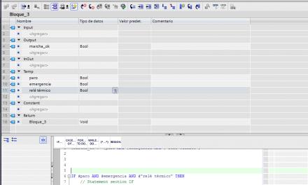 AND en SCL utilización de la lógica binaria