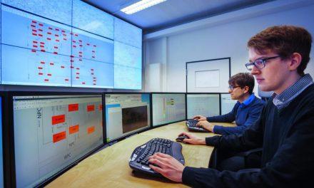 DynaGridCenter sistema de control para transición energética