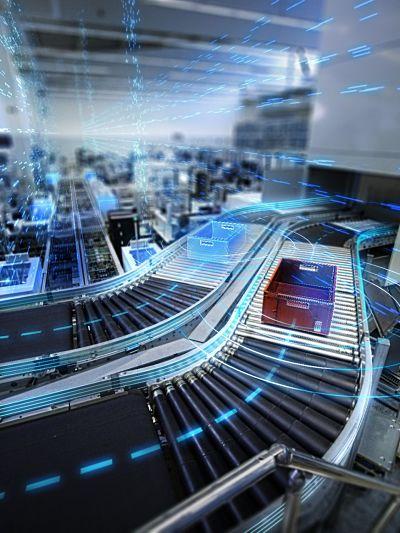 Transformación digital en intralogística por parte de Siemens