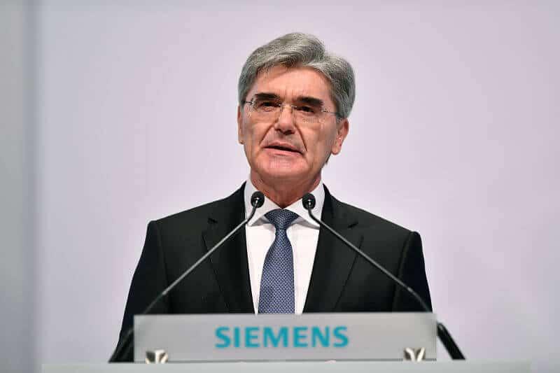 COVID-19 Siemens administración genera un fondo de ayuda
