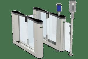 Medir temperatura corporal con tecnología Siemens.