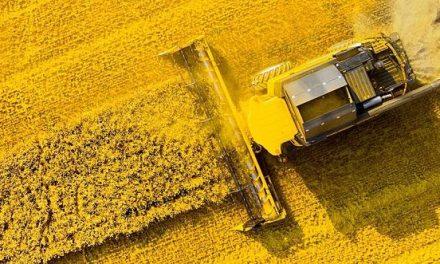 Conducción autónoma para cosechadoras grandes dimensiones