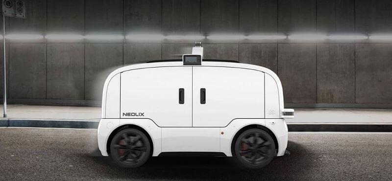 Robot autónomo para desinfectar las calles frente al COVID-19
