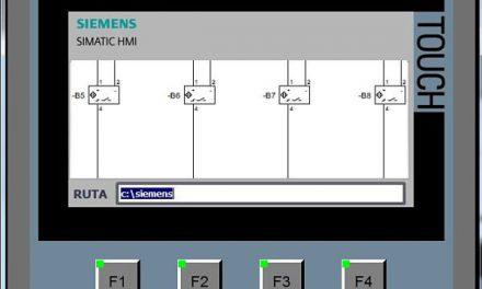 Visor PDF TIA Portal HMI para ver archivos PDF en un clic