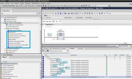 Compilar TIA Portal de forma completa para evitar errores