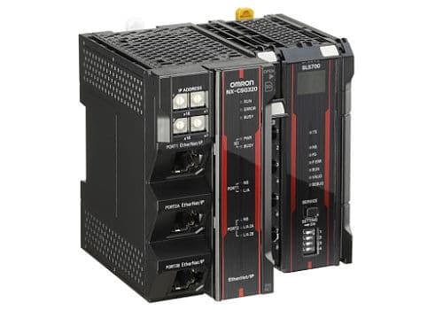 Controlador NX de Omron para fabricación de Test Covid-19
