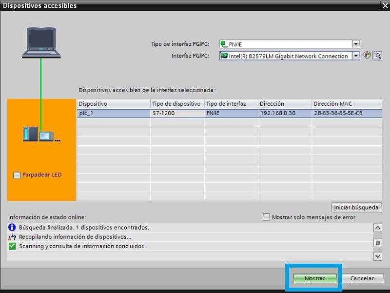TIA Portal comunicación PLC guía definitiva para no fallar