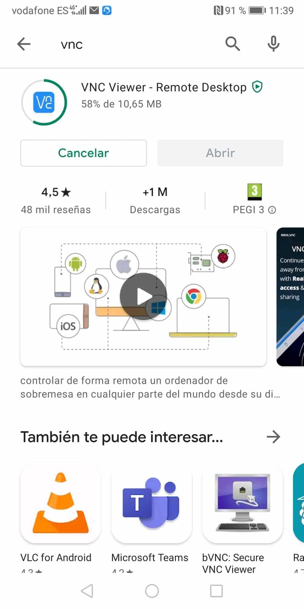 Descargando la App para control remoto de tus pantallas HMI